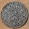 Belgique 5 Francs Léopold II 1868 tranche B