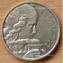 100 Francs Cochet 1958 B