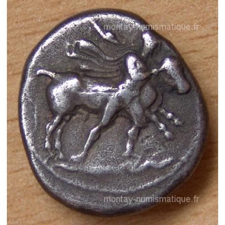 Thessalie Drachme Larissa 460-440 AC