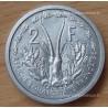 AEF Union Française 2 Francs 1948