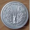 Afrique Occidentale Française 2 Francs 1948