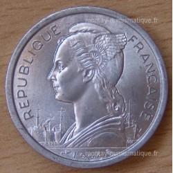 Comores 2 Francs 1964