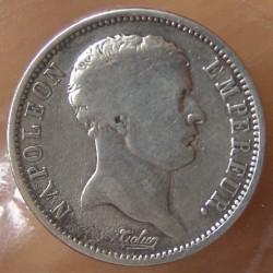 2 Francs tête de nègre 1807 A