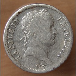 2 Francs Napoléon I Empire 1813 I Limoges