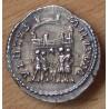 Argenteus Constance I Chlore Trèves + 294-297