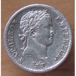 Demi Franc Napoléon I 1812 A Paris