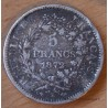 5 Francs Hercule 1872 K Bordeaux