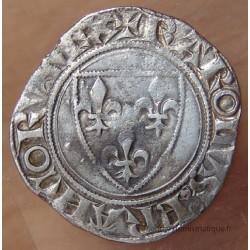 Charles VI Blanc guénar ND Angers