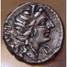 Denier AELIA 92 AC Rome