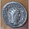 Philippe I Antoninien + 249 Rome Fides Exercitus