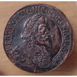Jeton Besançon Ferdinand III pièce d'honneur pour co-gouverneur.