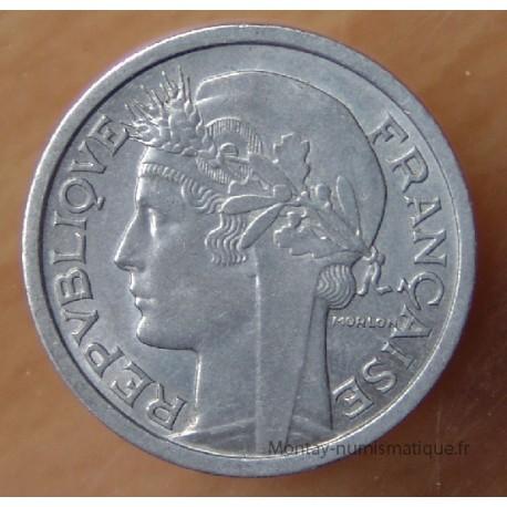 1 Franc Morlon Aluminium 1958 B