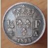 1/4 de Franc Charles X 1828 A Paris