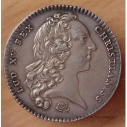 Louis XV Extraordinaire des guerres 1744