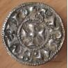 Charles II Denier 840-864 Melle