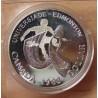 Canada 1 Dollar Elisabeth II jeux universitaires d'Edmonton 1983