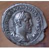 Maximin Ier Thrace Denier 236 Rome La Paix de l'Auguste