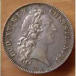 Jeton Louis XV Académie de Normandie 1726