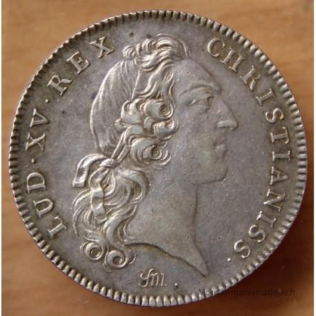 Louis XV - Jeton Académie de Normandie 1726
