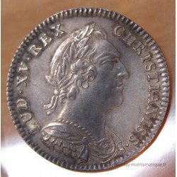 Louis XV Extraordinaire des guerres 1757