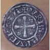 Auvergne Denier Evêché de Clermont - Anonyme (1100-1150)