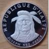 République d'HAITI 10 Gourdes 1971 Joseph Nez Percé proof