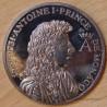 MONACO Médaille Prince Antoine 1er (1661 - 1731) ND ( 1975)