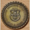 Panama Médaille - Exposition Commerciale International 1954 Christophe Colomb