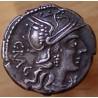 Denier Antestia 136 AC Rome