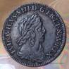 Louis XIII 1/12eme Ecu de Warin 1643 A Rose.