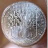 100 Francs Panthéon 1989