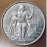 Polynésie Française 5 Francs 1982 I.E.O.M.
