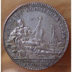 Jeton Orléanais Communauté des marchands de la Loire 1760