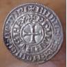 PHILIPPE IV LE BEL Maille tierce à l'O rond (septembre 1306)