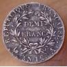 Demi Franc AN 12 A Bonaparte 1er Consul
