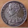 1 Franc Henri V 1831 tranche striée
