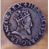 Henri II Demi Teston 1551 A Paris