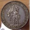 Suisse 4 Franken 1801 B Berne - République Helvétique