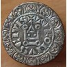 Louis IX Gros Tournois (1266-1270) X de REX avec 4 points