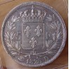 5 Francs Charles X 1826 D Lyon