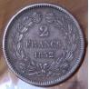 2 francs Louis Philippe I 1832 D Lyon