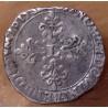 Louis XIII 1/2 Franc 1615 D Lyon