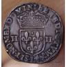 Henri IV Quart d'Ecu 1601 L Bayonne
