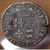 Henri IV Quart d'Ecu de Béarn 1596 Morlaàs