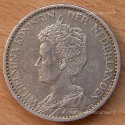 Pays-Bas 1 Gulden 1911 Wilhelmina