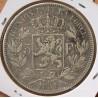 Belgique 5 Francs Léopold Ier 1851/0 Pointé