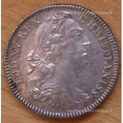 Louis XV jeton corporations Taillandiers Ferblantiers 1746